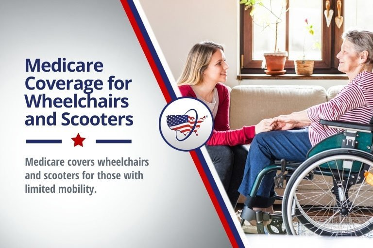 Medicare Coverage for Wheelchairs and Scooters